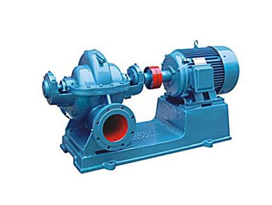 S、SH单级双吸中开离心泵