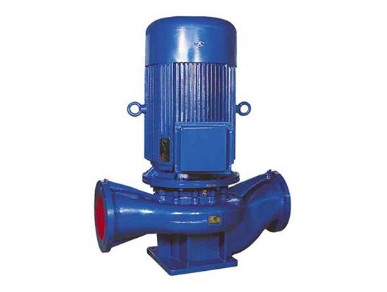 ISG单级单吸离心泵