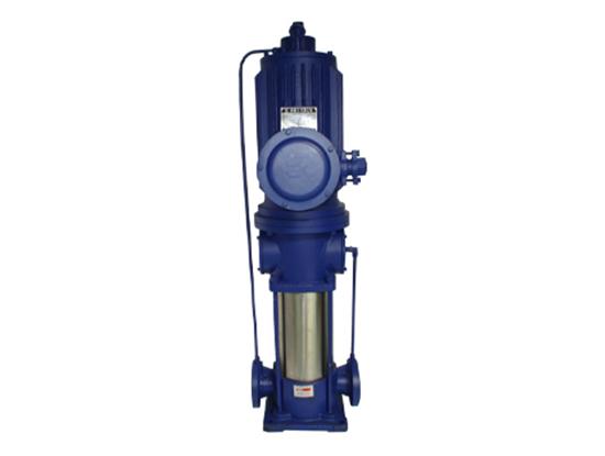 PBDL立式多级屏蔽泵