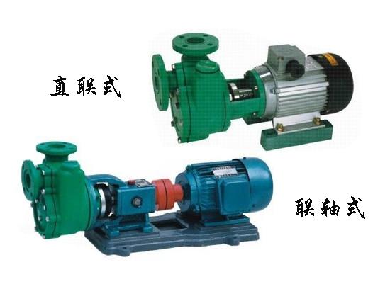 FPZ耐腐蚀塑料自吸泵